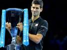 ATP Finals Londres 2014: Djokovic campeón por retiro de Federer