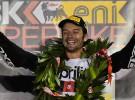 El francés Sylvain Guintoli gana el título de Superbikes de 2014