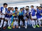 Japón gana la Danone Nations Cup de 2014