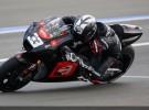 Melandri será el compañero de Bautista en el equipo Aprilia de MotoGP