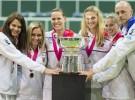 República Checa gana la Copa Federación de 2014