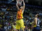 Euroliga 2014-2015: Barça y Madrid sellan con victoria sus enfrentamientos