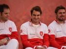 Final Copa Davis 2014: Federer ante Monfils y Wawrinka ante Tsonga abren las acciones