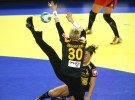 Europeo balonmano femenino 2014: España cae ante Rumanía tras una desastrosa segunda mitad