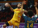 Mundial de balonmano 2015: España suma su segunda victoria ante Brasil