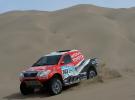 Dakar 2015: otra victoria para Mini y Al-Attiyah en coches, accidente de Nani Roma