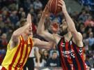 Liga Endesa ACB 2014-2015: Resultados y clasificación de la jornada 18