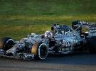Mercedes, Red Bull y Toro Rosso nos muestran imágenes de sus nuevos monoplazas