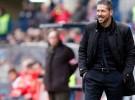 Simeone y el Atlético de Madrid, juntos hasta el 2020