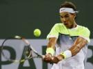 Masters de Indian Wells 2015: Rafa Nadal, Federer y Robredo a tercera ronda