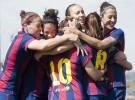 Cuarto título consecutivo de liga para la sección femenina del Fútbol Club Barcelona