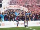Copa del Rey 2014-2015: el Barcelona ya tiene el doblete tras ganar la final al Athletic