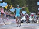 Giro de Italia 2015: el español Mikel Landa gana en Madonna di Campiglio