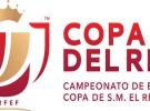 Copa del Rey 2016-2017: resultados de las eliminatorias de tercera ronda