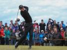 Open Británico Golf 2015: Johnson y Willet siguen arriba pero el viento altera el torneo