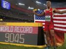 Mundial de Pekín 2015: Asthon Eaton bate su propio récord en decatlón