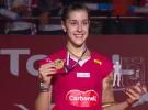 Carolina Marín repite como campeona del mundo de bádminton