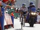 Vuelta a España 2015: Chaves repite victoria y recupera el liderato