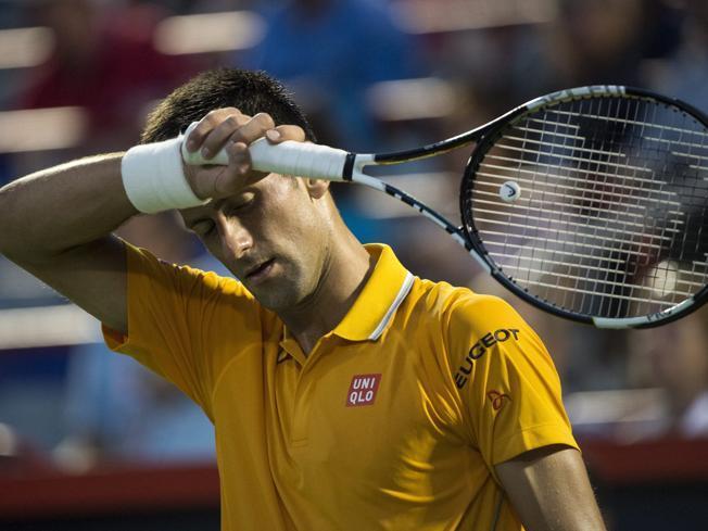 Djokovic a semifinales en MOntreal
