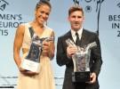 Leo Messi gana el premio al Mejor Jugador de la UEFA 2014-2015