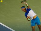Masters de Cincinnati 2015: Rafa Nadal, López y Robredo a tercera ronda
