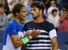 Masters de Cincinnati 2015: López vence  a Rafa Nadal y va contra Federer