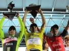 Óscar Sevilla gana por tercer año consecutivo la Vuelta a Colombia