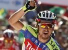 Vuelta a España 2015: Peter Sagan acaba en Málaga con su mala racha