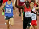 Mundial de Pekín 2015: Rudisha y Dibaba cumplen sin estridencias