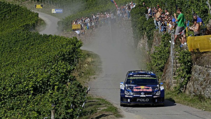 Sebastien Ogier gana el Rally de Alemania
