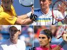 Masters de Cincinnati 2015: Djokovic-Dolgopolov y Federer-Murray, semifinales masculinas