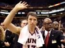 NBA: los Suns rendirán tributo a Steve Nash