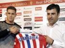 Mascarell, Sanabria y Halilovic, los fichajes del Sporting hasta el momento