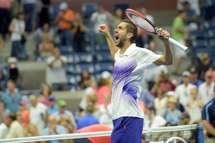 Marin Cilic - Jo-Wilfried TsongaMen's Singles Quarterfinal