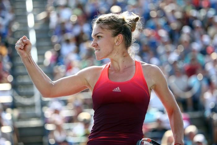 Sabine Lisicki - Simona Halep Women's Singles Fourth Round
