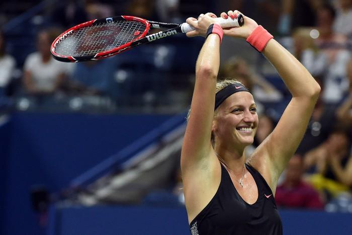 Johanna Konta - Petra Kvitova Women's Singles Fourth-Round