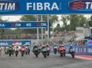Calendario de Mundial de MotoGP para 2016