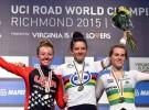 Mundial de ciclismo 2015: Wurtz Schmidt en sub 23 y Dygert en juniors femenino, los primeros oros contrarrreloj