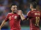 España gana a Luxemburgo y se clasifica para la Eurocopa de 2016