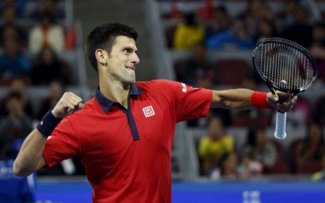 Djokovic a la final de Beijing