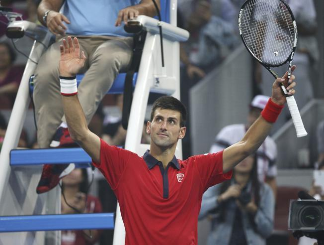 Djokovic arrasa en China