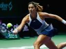 Así se reparte el dinero en premios en las finales WTA en las que están Garbiñe Muguruza y Carla Suárez