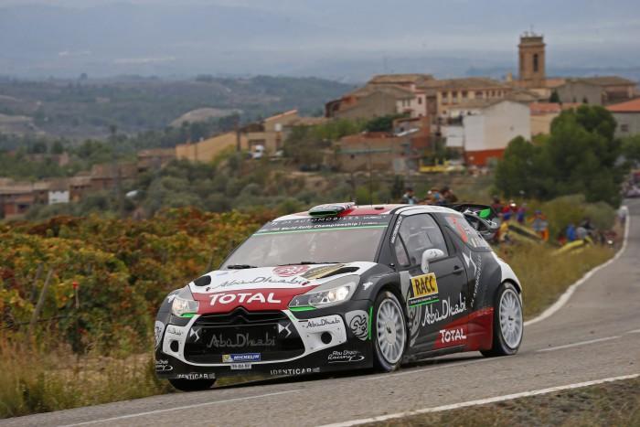 WRC RALLYRACC CATALUNYA 2015