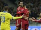 España cierra la fase de clasificación con una victoria en Kiev