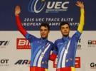 El ciclismo español consigue tres medallas en los Europeos de Grenchen 2015