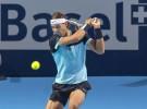 ATP Basilea 2015: Rafa Nadal vence a Rosol y avanza a segunda ronda