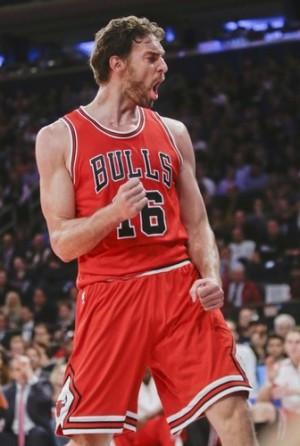 Pau Gasol espera seguir siendo un jugador importante en los Bulls