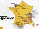 De Mont Saint Michel a París, el recorrido del Tour de Francia 2016