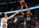 Resumen NBA: Curry empieza la temporada mejor que la acabó
