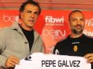 Pepe Gálvez, otro que se estrena como entrenador en Segunda División